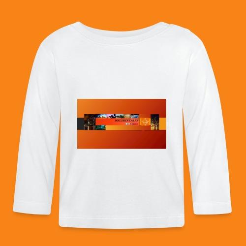 banner_youtube_blog - Camiseta manga larga bebé