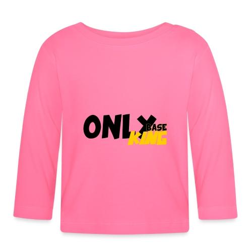 Only King Base - T-shirt manches longues Bébé
