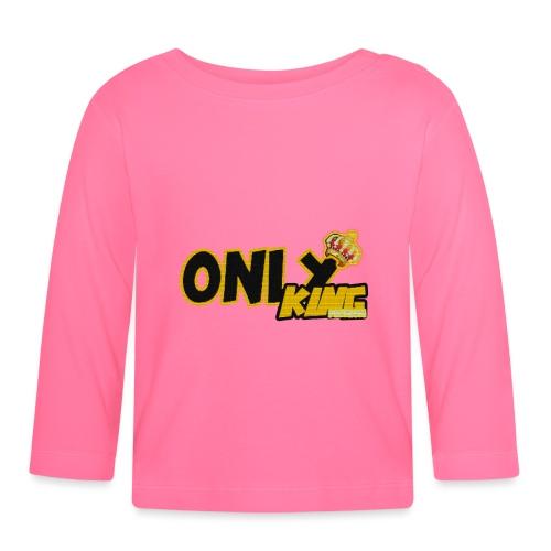 OnlyKing snapback - T-shirt manches longues Bébé