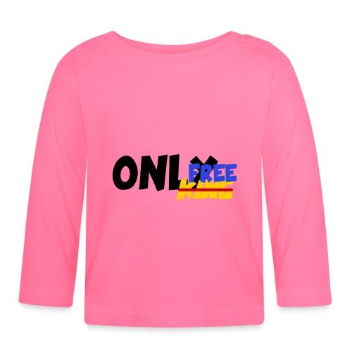 Only Free - T-shirt manches longues Bébé