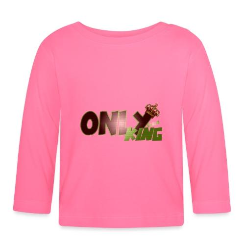 OnlyKing Ecolo design - T-shirt manches longues Bébé