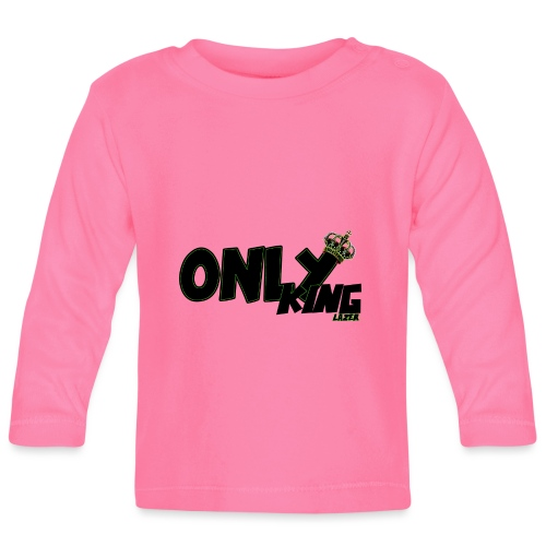 OnlyKing Lazer - T-shirt manches longues Bébé