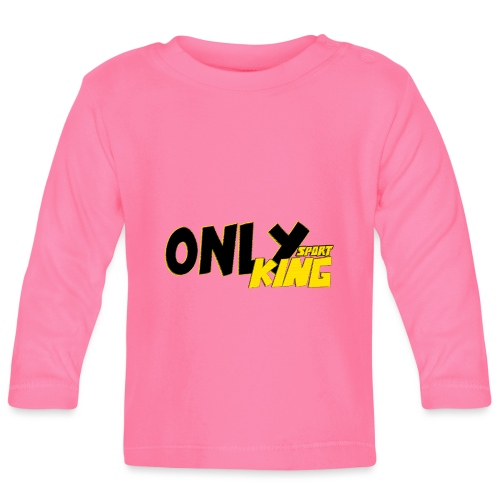 OnlyKing Sport Design - T-shirt manches longues Bébé
