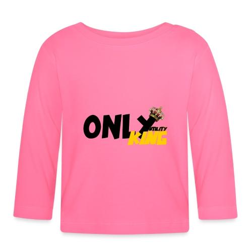 Only King Utility - T-shirt manches longues Bébé