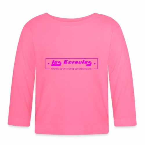 Rocking since 2001! Pink - T-shirt manches longues Bébé