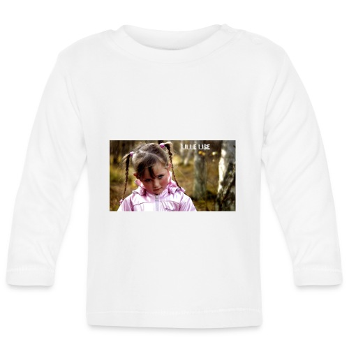 Lille Lise Picture - Baby Long Sleeve T-Shirt