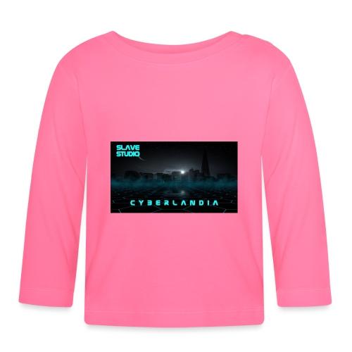 Cyberlandia - Maglietta a manica lunga per bambini