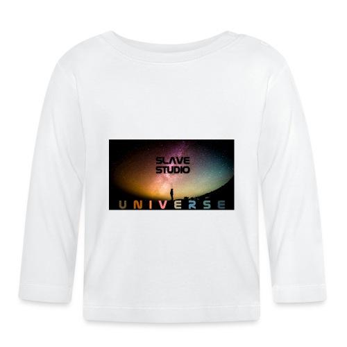 Universe - Maglietta a manica lunga per bambini