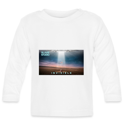 INVISIBLE - Maglietta a manica lunga per bambini