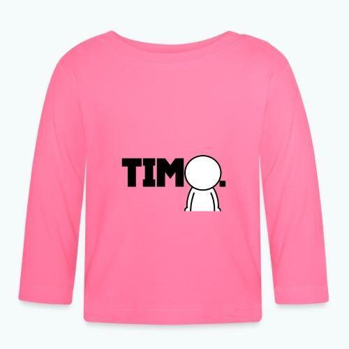 Design met ventje - T-shirt