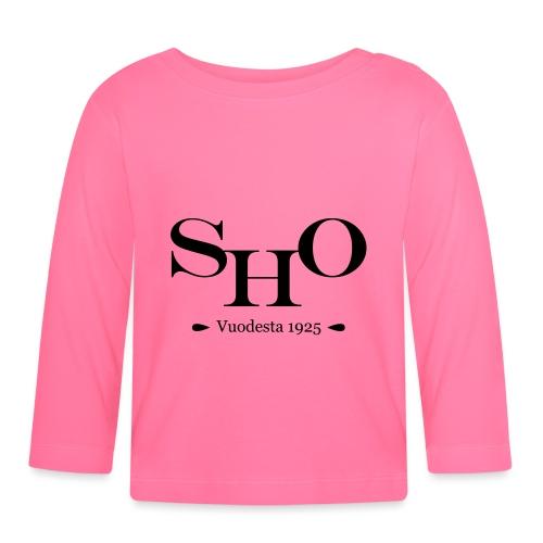 SHO - Vauvan pitkähihainen paita