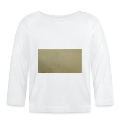 1511416685704631737378Marble t-shirt - Vauvan pitkähihainen paita