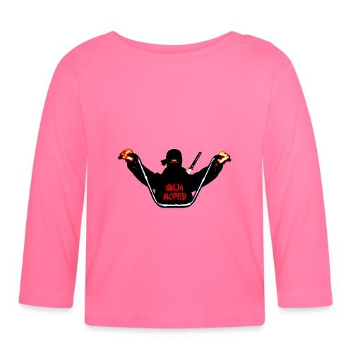 ninja moped - Baby Long Sleeve T-Shirt