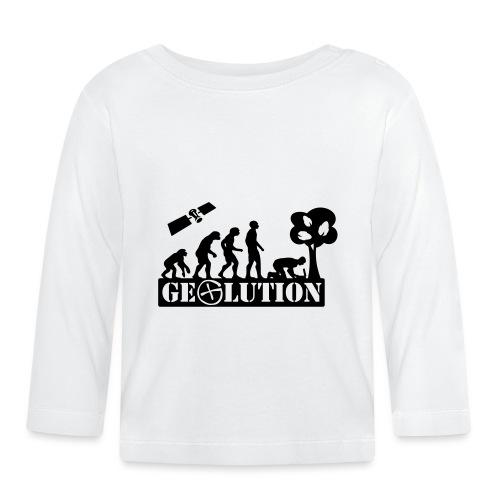 Geolution - 1color - 2O12 - Baby Langarmshirt