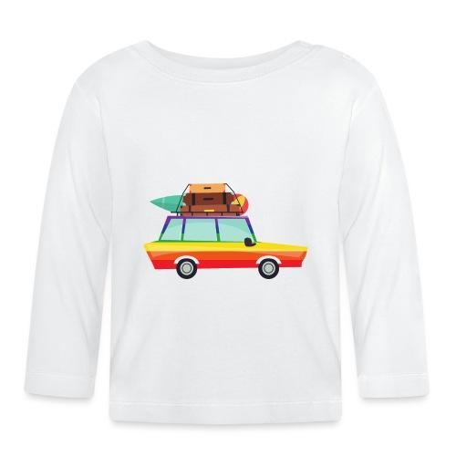 Gay Van | LGBT | Pride - Baby Langarmshirt