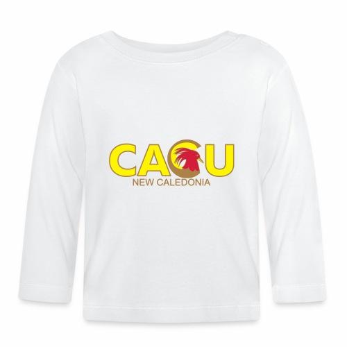 Cagu New Caldeonia - T-shirt manches longues Bébé