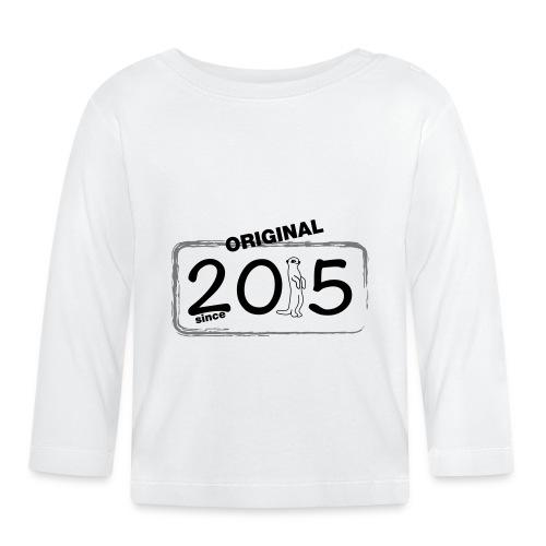 2015 - Baby Langarmshirt