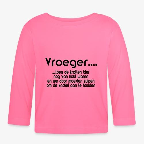 vroeger - T-shirt