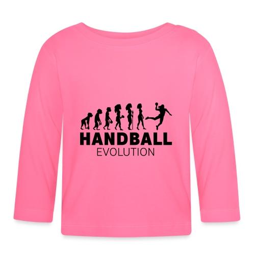 HANDBALL ÉVOLUTION FEMME - T-shirt manches longues Bébé