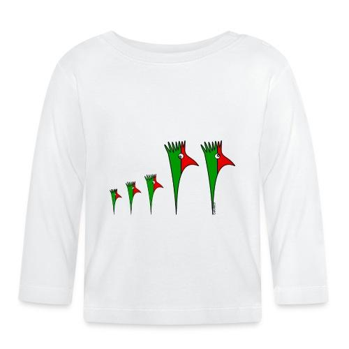 Galoloco - Familia3 - Baby Long Sleeve T-Shirt