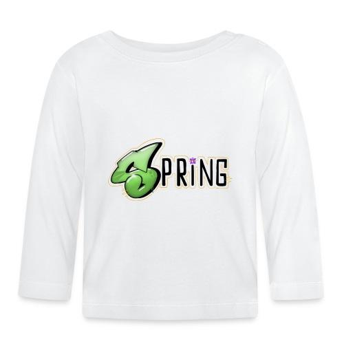 70 spring - Baby Langarmshirt