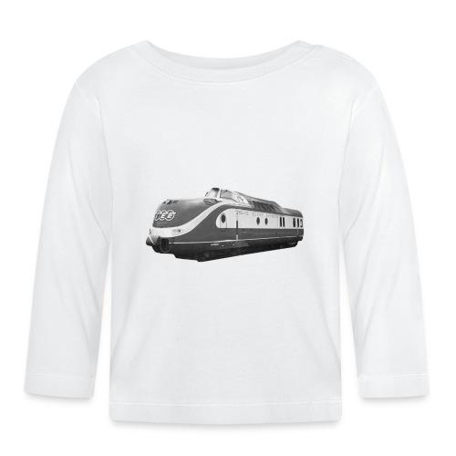 TEE Trans Europ Express Triebzug Bundesbahn Lok - Baby Langarmshirt