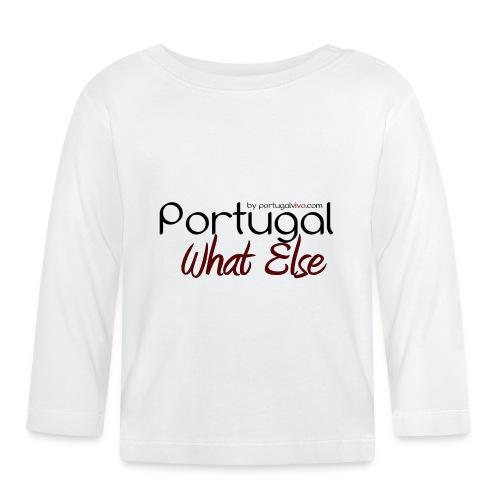 What Else - T-shirt manches longues Bébé