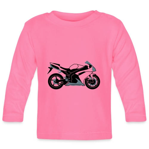 R1 07-on V2 - Baby Long Sleeve T-Shirt