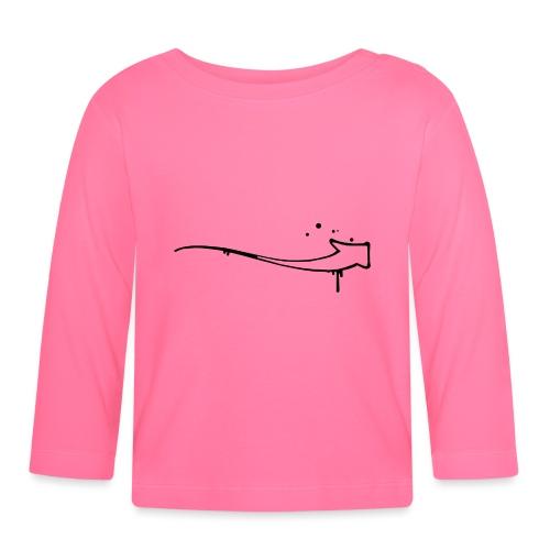 Dark flèche - T-shirt manches longues Bébé