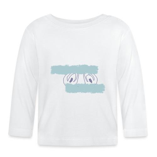 nieobcy domyślny - Koszulka niemowlęca z długim rękawem