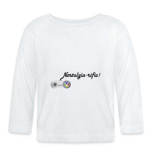 Nostalgia-rific! - Baby Long Sleeve T-Shirt