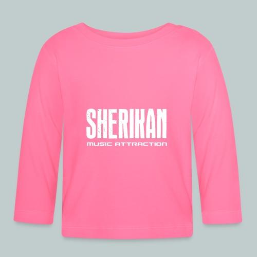 Sherikan logo - Långärmad T-shirt baby