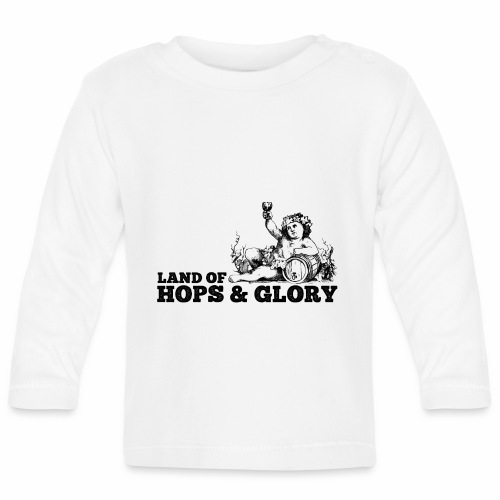 Land of Hops & Glory - Baby Long Sleeve T-Shirt