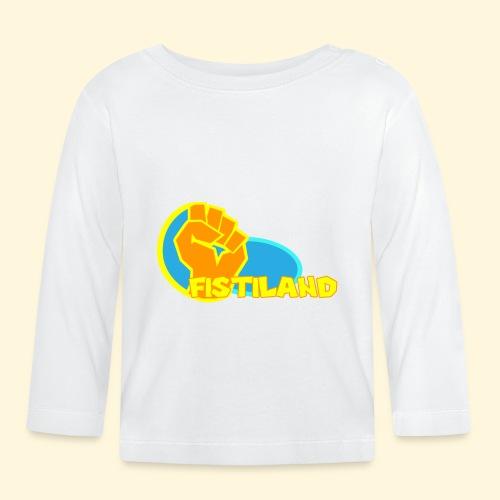 FISTILAND en couleur - T-shirt manches longues Bébé