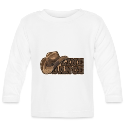 Line dance cowboy hat - T-shirt