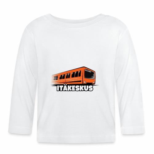 METRO ITÄKESKUS, T-Shirts +150 Products Webshop - Vauvan pitkähihainen paita