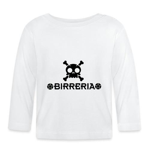 Kids Skull Birreria - Baby Langarmshirt