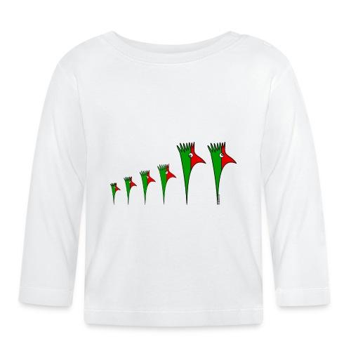 Galoloco - Familia 4 - Baby Long Sleeve T-Shirt