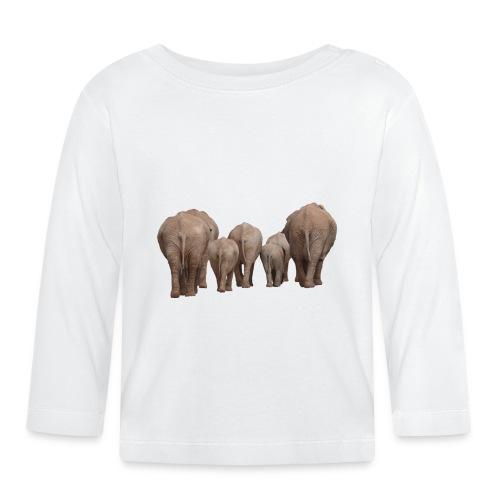 elephant 1049840 - Maglietta a manica lunga per bambini