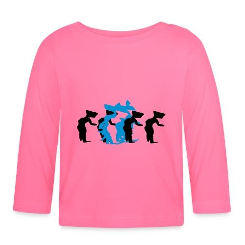 through - Baby Long Sleeve T-Shirt