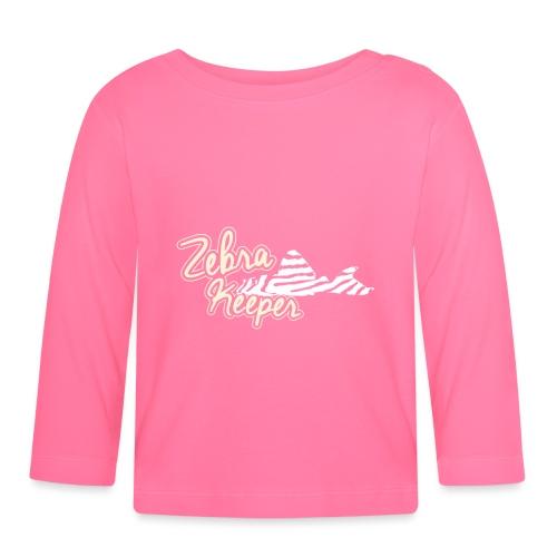 Zebra Keeper - T-shirt manches longues Bébé