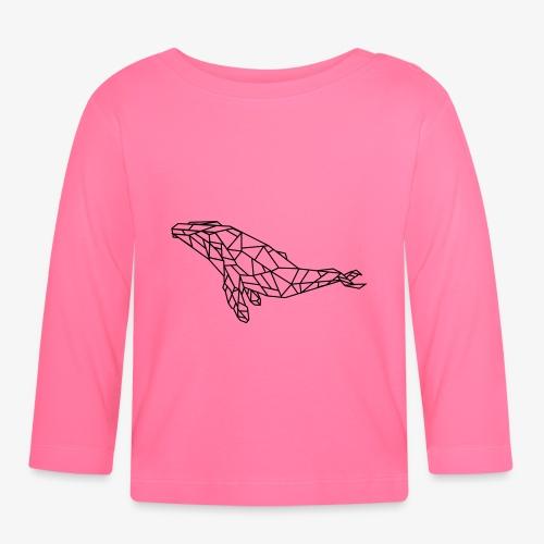 whale - Maglietta a manica lunga per bambini