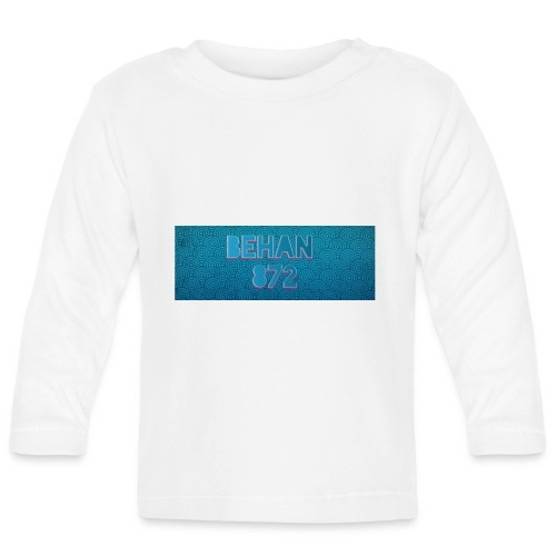 20170910 195426 - Baby Long Sleeve T-Shirt