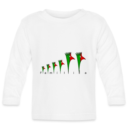 Galoloco - Familia - Baby Long Sleeve T-Shirt