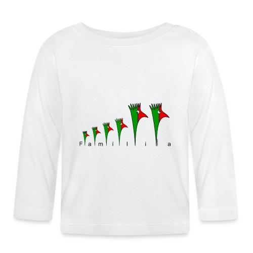 Galoloco - « Família » - T-shirt manches longues Bébé