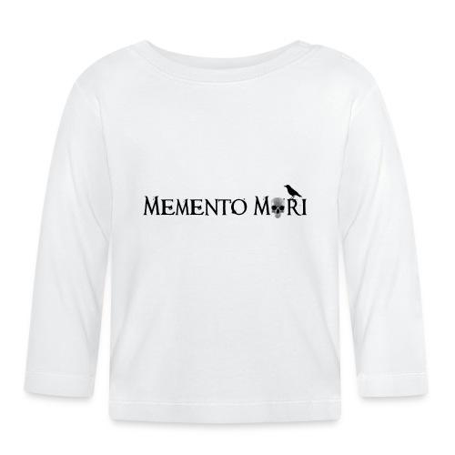 Memento mori - Maglietta a manica lunga per bambini