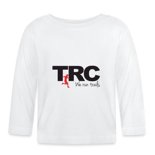 Trailman Running Club Cotton Shirts - Langærmet babyshirt