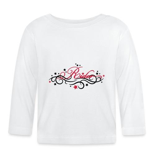 Rider - Baby Langarmshirt