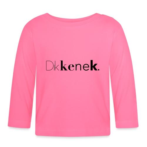dikkenek - T-shirt manches longues Bébé