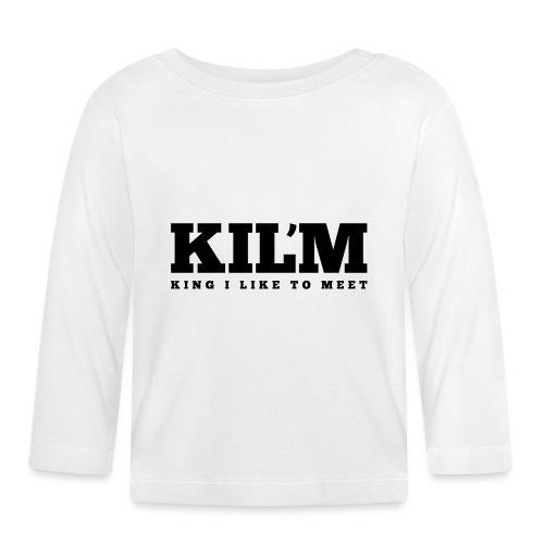 King I Like to Meet - T-shirt